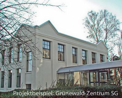 Grünewaldzentrum Solingen Höhscheid